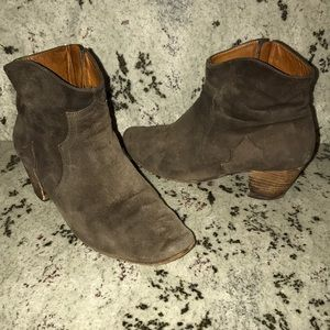 Isabel Marant Dicker ~ Iconic Cult Bootie Size 11